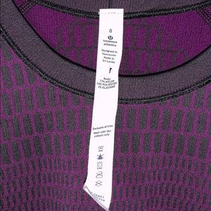 lululemon athletica Tops - Lululemon running top/base layer